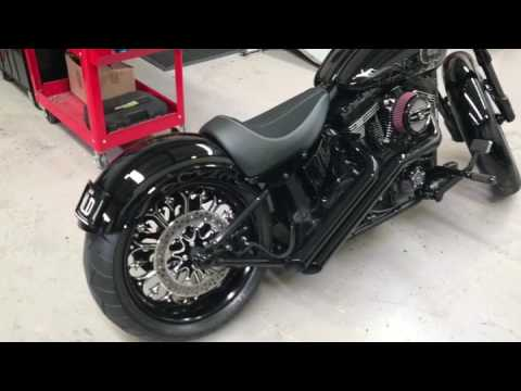 Bagger Tricks Projects Blackline