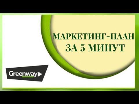 Маркетинг План Гринвей