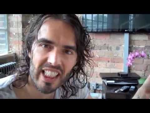 Halal, Is It Meat You're Looking For? Russell Brand The Trews Ep52