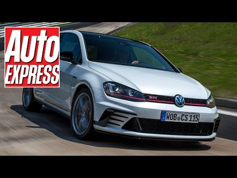 VW Golf GTI Clubsport S review: FWD Nurburgring record holder thrashed on track!