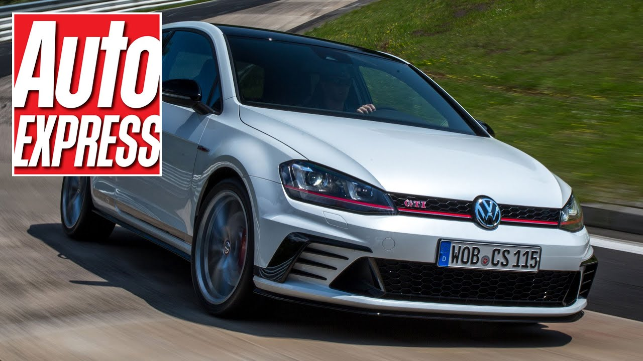 vw golf gti clubsport s review fwd nurburgring record. Black Bedroom Furniture Sets. Home Design Ideas