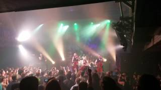 Apocalyptica - I Don't Care (Adam Gontier) Live at the House of Blues in New Orleans 5-13-16