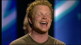 Så gick det för Daniel Lindström i gruppmomentet av Idol 2004 - Idol Sverige (TV4)