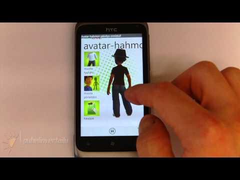 HTC Radar - Marketplace & Xbox Live