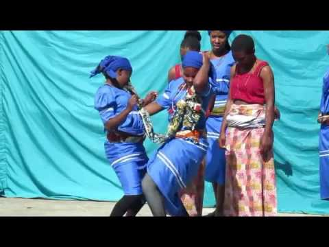 Cultural day at Malawi Institute of Journalism (MIJ)