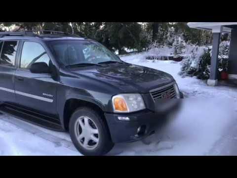 Problems With Our GMC Envoy XL. After 12 Years Of Ownership