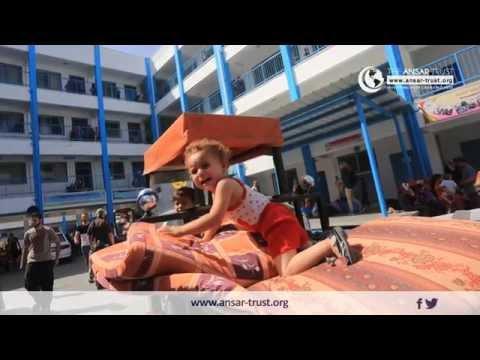 GAZA WAR FEEDBACK 2014 | THE ANSAR TRUST WORLDWIDE