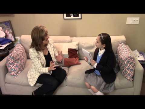 Shayna Rose Interviews Meredith Vieira
