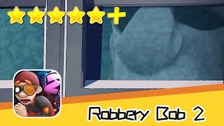 Robbery Bob 2 Hauntington Level 6-8 Green Screen Bob Walkthrough New Game Plus Recommend index five