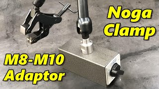 Noga Articulating Arm Adaptor