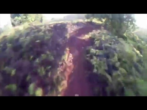 Mountain Biking Royal Summit Hawaii!