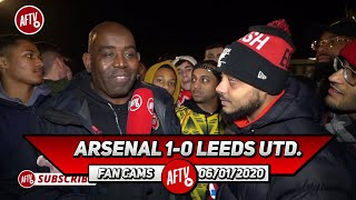 Arsenal 1-0 Leeds United | Arteta Has Changed Lots In Short Space Of Time! (Troopz)