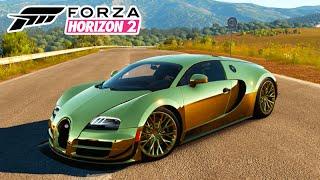 Forza Horizon 2: A GRANDE FINAL com a BUGATTI VEYRON! #35
