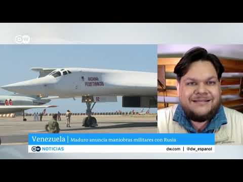 Alianza militar Rusia-Venezuela