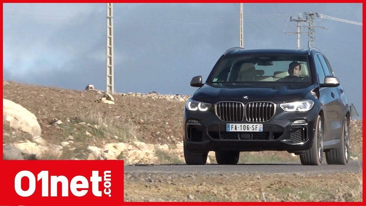 Essai BMW X5, le SUV quasi autonome, même en marche arrière