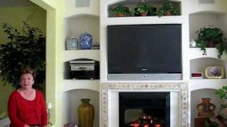 Unique Media Walls Testimonial -entertainment Center-tony & Angela Messina