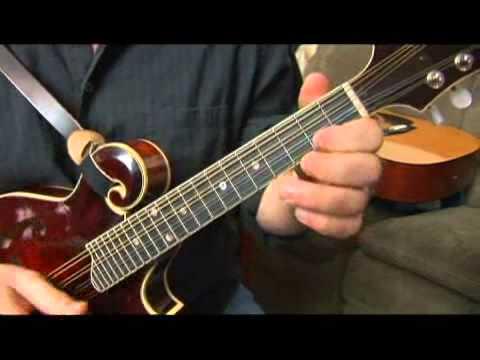 Mandolin Open Position G Scale Tips