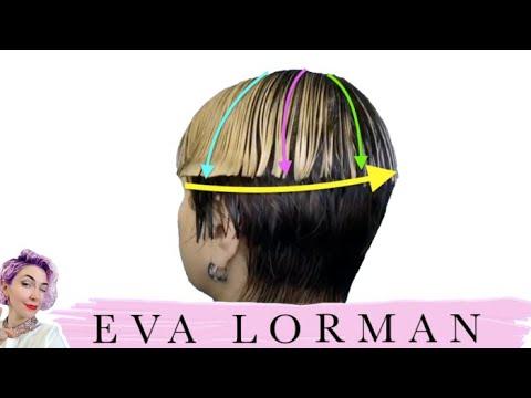 Женская стрижка Шапочка или Пикси, окрашивание волос Балаяж!