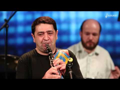 Норайр Барсегян и Seven Eight Band - Nubar Nubar || The Second Moscow International Duduk Festival