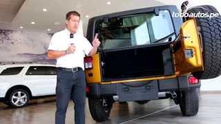 Jeep Wrangler 2014 en Perú | Video en Full HD | Todoautos.pe