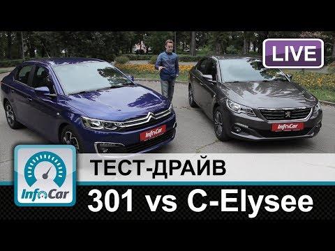 Citroen C-Elysee 2 покоління (рестайлінг) Седан