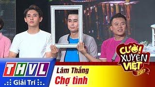 THVL   Cười xuyên Việt 2017 - Tập 13[2]: Đại ca Lâm Thắng mở phiên tòa thu tiền bảo kê