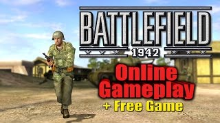 Battlefield 1942 CLASSIC Multiplayer Gameplay