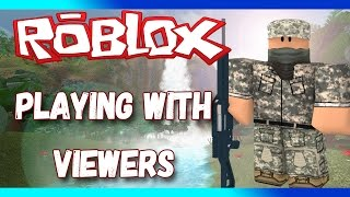 Roblox Live Stream | ROAD TO 8K | iBeMaine
