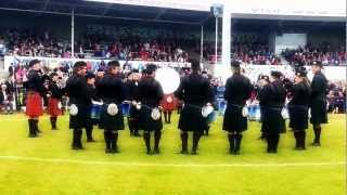 ILT City of Invercargill Highland Pipe Band Grade 2 Medley - Timaru 2013