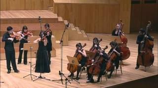 Tchaikovsky: Serenata para cuerdas. Camerata Aragón, Rolando Prusak (1/4)