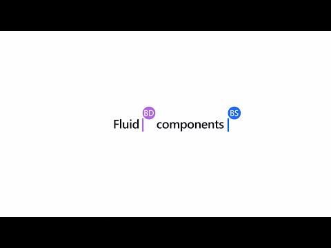 Microsoft Fluid Components