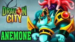 Anemone Dragon Quái Vật Với Vũ Khí Xúc Tu | Dragon City Game Nông Trại Mobile Android, Ios
