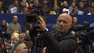 Adelina Ismaili ndihmon Lutfi Hazirin në Gjilan - 16.11.2017 - Klan Kosova