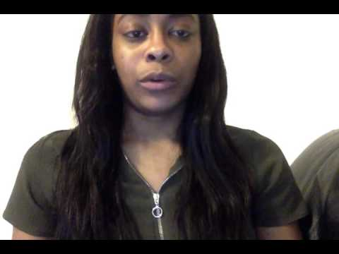 Chantice Kyle - Application for NCS The Challenge 2016