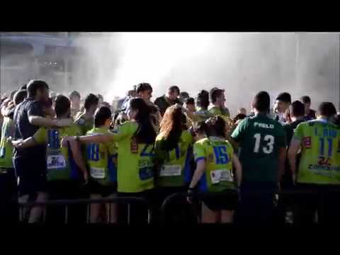 Rúa Campeones MMT ascenso 2017