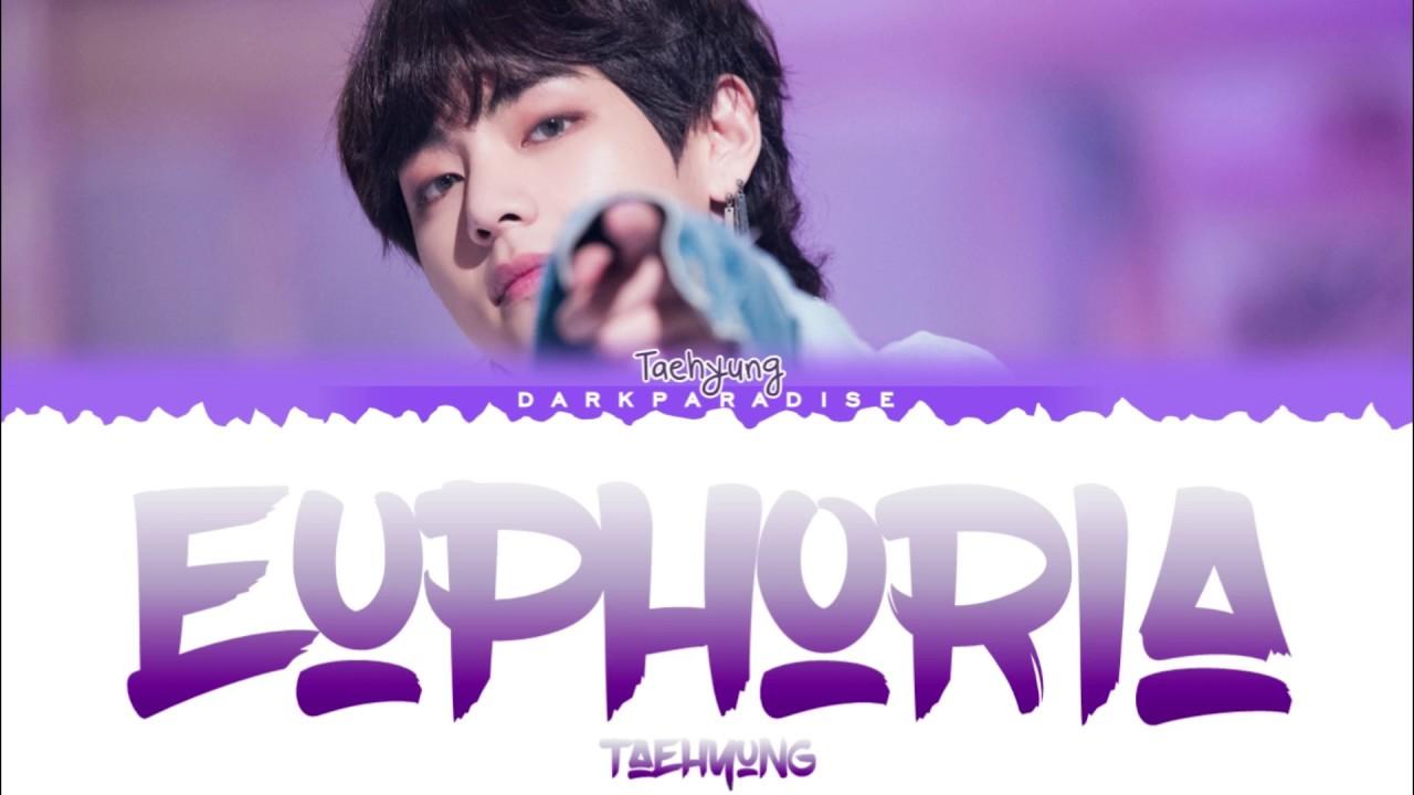 Download BTS V (Taehyung) - Euphoria (Lyrics)