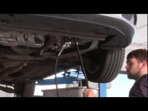 Automatikgetriebe Reinigungs- ...