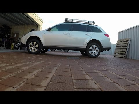 Subaru Outback 2012 2.0D - Anderson Design & Fabrication 2