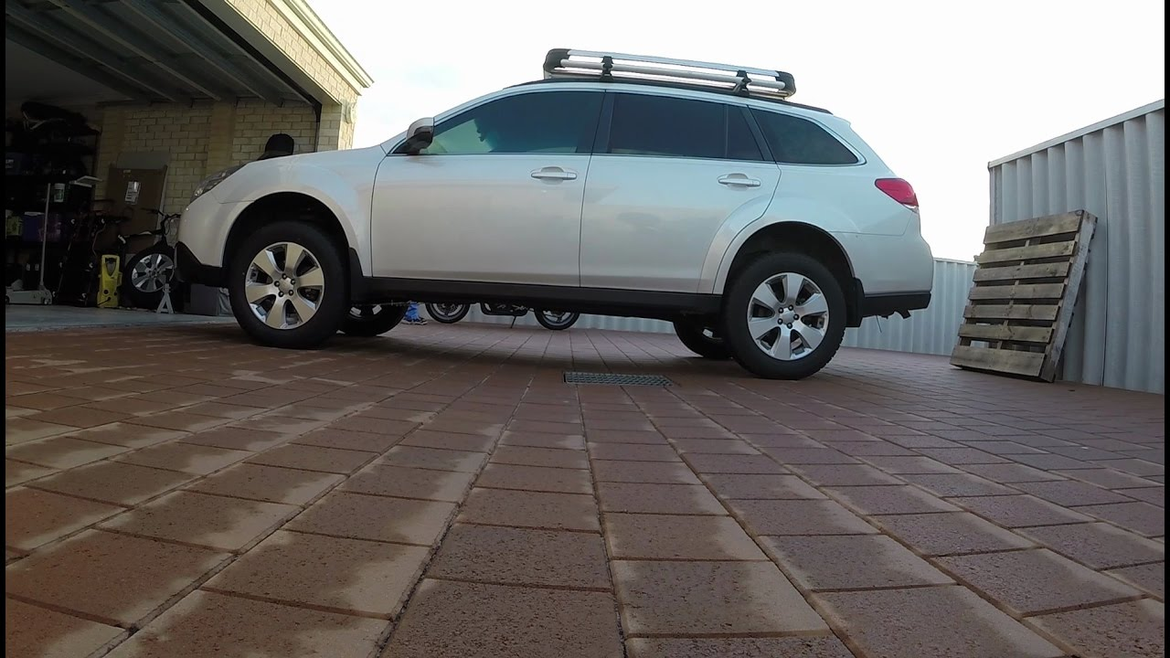 Lifted Subaru Impreza >> Subaru Outback 2012 2.0D - Anderson Design & Fabrication 2 ...