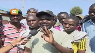 Bees 'arrest' Bungoma car thief
