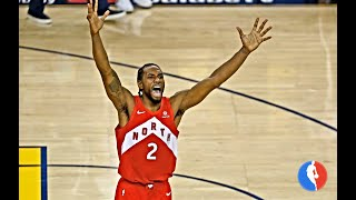 WHY the Toronto Raptors Became the 2019 NBA Champions - BEST  Highlights of the 2019 NBA Finals