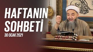 Cübbeli Ahmet Hocaefendi Ile Haftanın Sohbeti 30 Ocak 2021