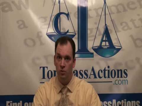 Top Class Action Lawsuit Settlements Episode 1