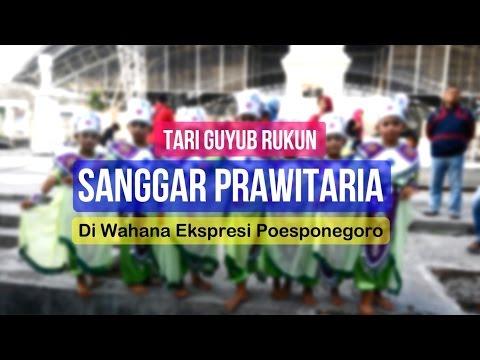 Tari Guyub Rukun - Sanggar Prawitaria - Car Free Day WEP Gresik