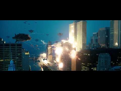 Transformers: El lado oscuro de la luna (2011) Invasion de Chicago (HD latino)