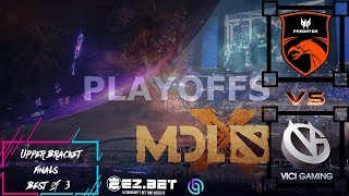 TNC Predator vs Vici Gaming   Best of 3   MDL Chengdu Major   Upper Bracket