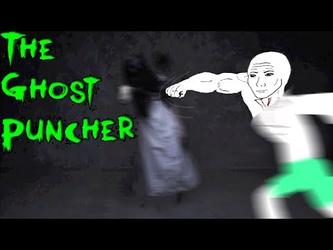 4chan Stories: Ghost Puncher