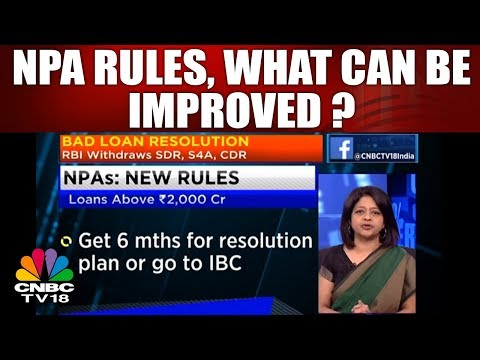 INDIANOMICS SPECIAL: New NPA Rules, What Can Be Improved? | CNBC TV18