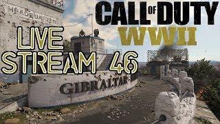 Call of Duty WW2 Multiplayer LIVE STREAM #46