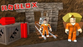 ESCAPE FROM THE MOST DIFFICULT PRISON 😱/ Escape Prison / ROBLOX